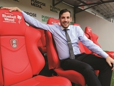 He's seen it all, heard it all and worked alongside nine different managers. A huge figure behind the scenes at Rotherham United has left after 12 years. This is media chief Matt Young's story