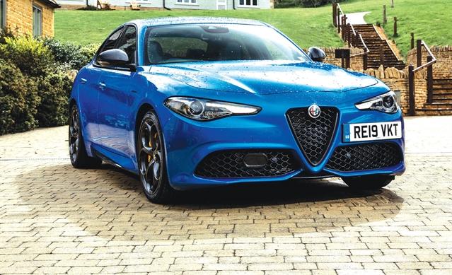 Alfa Romeo Giulia Reliability >> Motors Review Alfa Romeo Giulia Veloce Ti