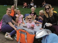 PHOTO GALLERY: Sense family picnic in Clifton Park
