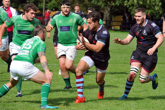 Rotherham Titans take positives from opening-day defeat