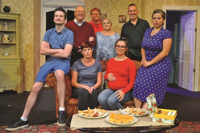 THEATRE REVIEW: Family Circles at Rotherham Civic