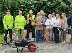 Former Dearne Valley fly-tipping hotspot transformed into a park opens tomorrow