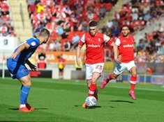 On-the-whistle report: Rotherham United 0 Shrewsbury Town 0