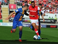 The ref, the time-wasting and the wall the Millers couldn't break down ... the story of Rotherham United 0 Shrewsbury Town 0