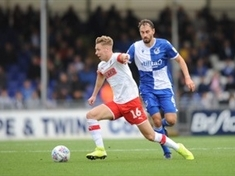 Jamie Lindsay's honesty, the second-half no-show and the ghost of Jonson Clarke-Harris... the story of Bristol Rovers 1 Rotherham United 0