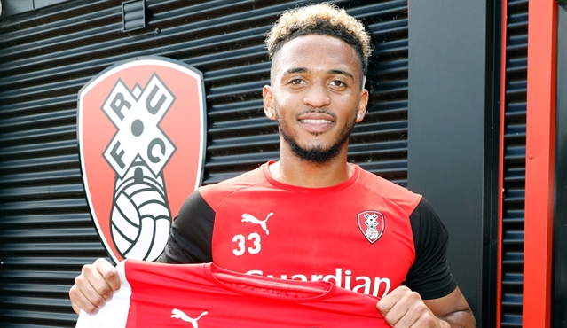 Julien Lamy on brink of Rotherham United breakthrough