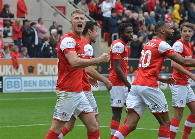 Michael Smith, Matt Crooks and the real Rotherham United ... the story of Millers 4 Coventry City 0