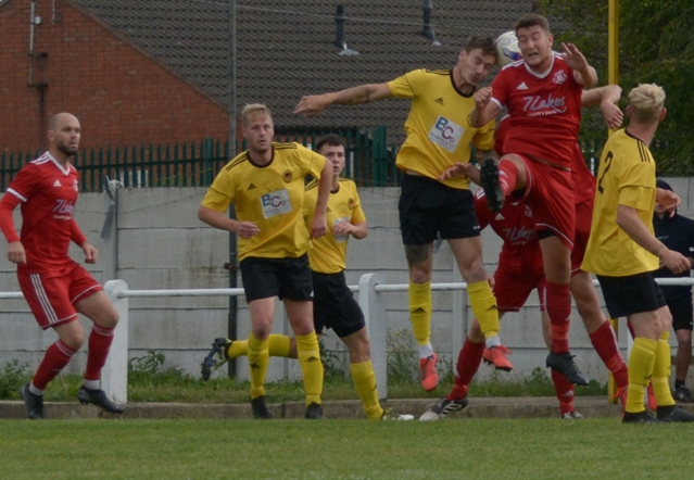 Dinnington Town rack up eighth consecutive league clean sheet