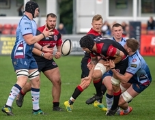 Rotherham Titans punished for second-half points drought