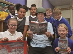 Rotherham author Peter Murray launches 'emotional blockbuster' inspired by school visit
