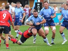 Rotherham Titans to mark prop Toby Williams' 100 appearances