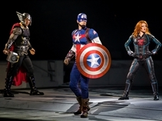 REVIEW: Marvel Universe Live! at Sheffield's FlyDSA Arena