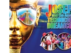 WIN tickets to see Joseph and his Amazing Technicolor Dreamcoat