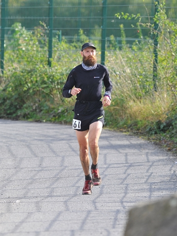 Round Rotherham Run record-breaker Ben Hague ready to ease off the gas