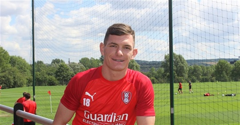 Tricky Trevor Clarke: How a boy from Ireland is rapidly becoming a Rotherham United favourite