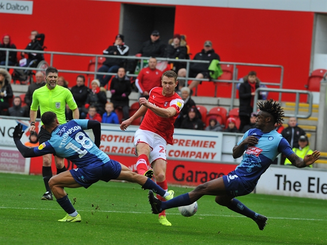 New York tension as Millers held back by home form ... the story of Rotherham United 0 Wycombe Wanderers 1