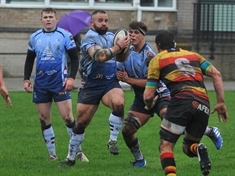 Error-prone Rotherham Titans fall to top dogs Richmond