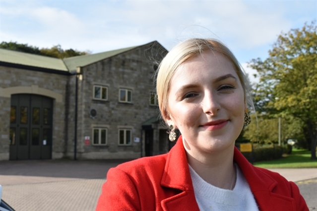 Sheffield councillor Sophie Wilson (23) Labour choice for Rother Valley