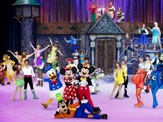 See Mickey, Elsa and Simba in action this week in spectacular Disney on Ice show