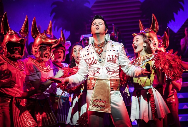 REVIEW: Joseph and the Amazing Technicolor Dreamcoat at Sheffield's Lyceum
