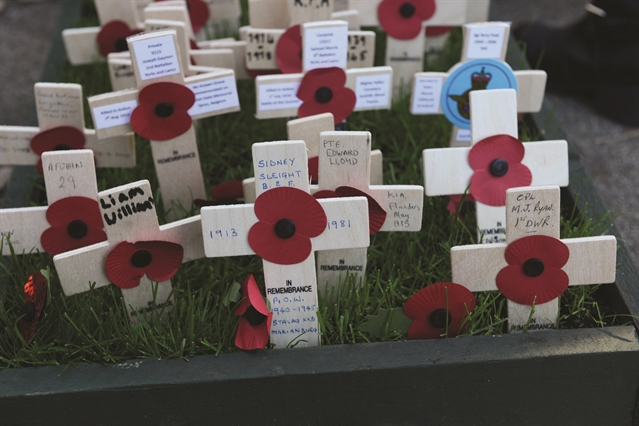 Remembrance Day: where you can pay your respects in Rotherham
