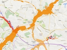 FLOODING: Alert issued for Middle River Don as Tram Train services are suspended