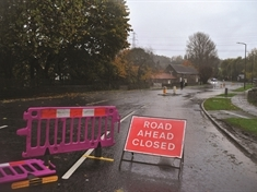 FLOODING: 'Only travel if necessary'