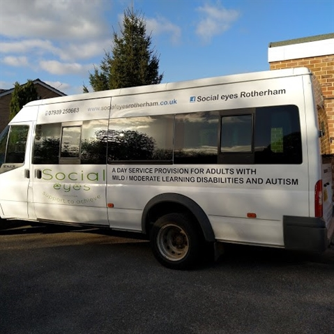 Thieves steal minibus from Rawmarsh disability charity amid flooding chaos