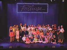 The show must go on! Wickersley Youngstars extend Footloose run after flooding drama