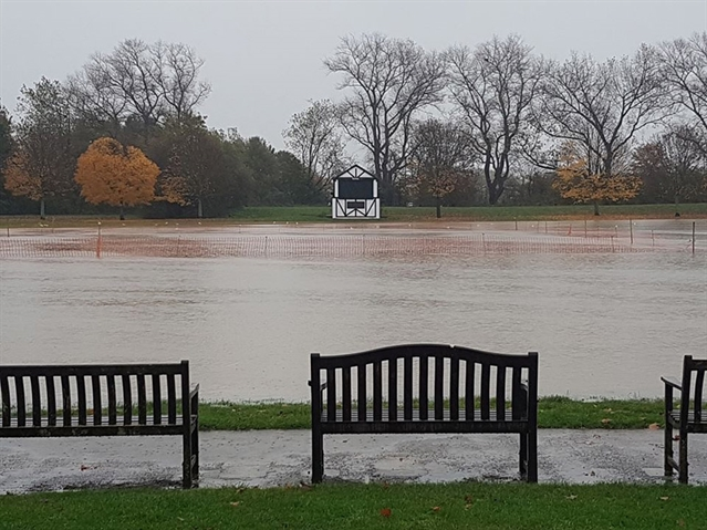 Shades of 2007 for Wath's flooded cricket and rugby clubs