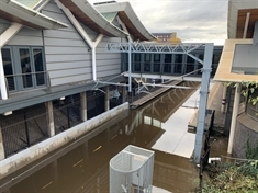 FLOODING: Rotherham station closed until at least tomorrow