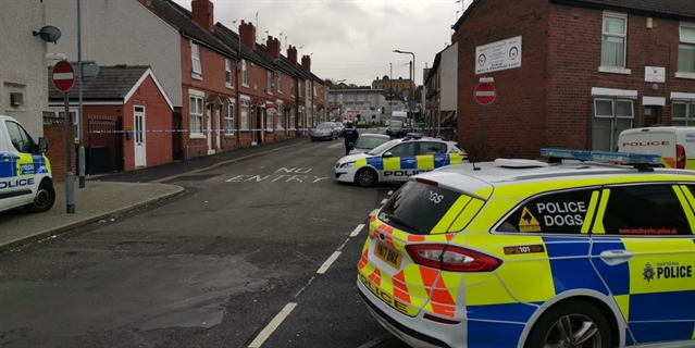 Police's door-to-door enquiries after Eastwood 'murder'