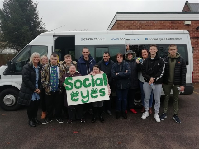 Rawmarsh disability charity hits £5,000 fundraising target days after minibus theft