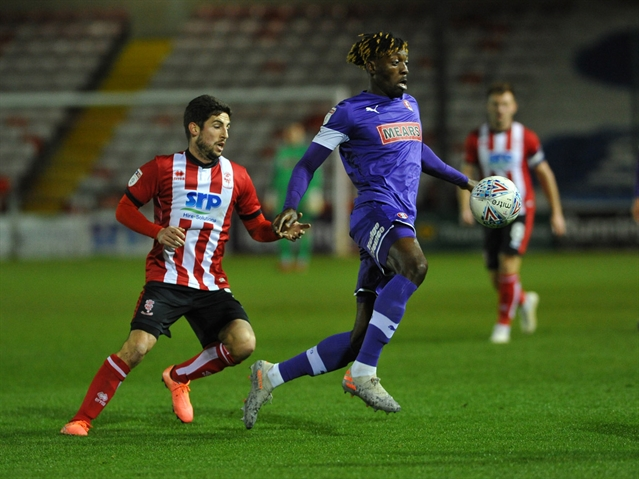 EFL Trophy disappointment and the striker who beat the Millers up ... the story of Lincoln City 3 Rotherham United 0
