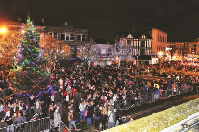 Rotherham's Christmas Lights Switch-on will go ahead tonight - Rotherham Advertiser