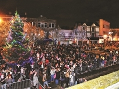 Plug pulled on Rotherham Christmas lights switch-on due to wet and windy weather