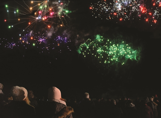 POLL: Should fireworks be banned?