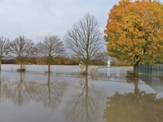 Wath's cricket and rugby clubs assess extent of floods damage