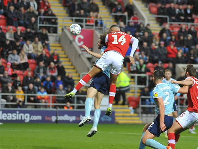 On-the-whistle report: Rotherham United 1 Accrington Stanley 0