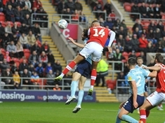 The pigeon, the points, the play-offs and that referee ... the story of Rotherham United 1 Accrington Stanley 0