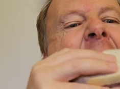 VIDEO: Film-maker Dean Sills serves up a snack to turn the stomach