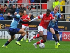 No guarantees for Rotherham United red-card winger Chiedozie Ogbene