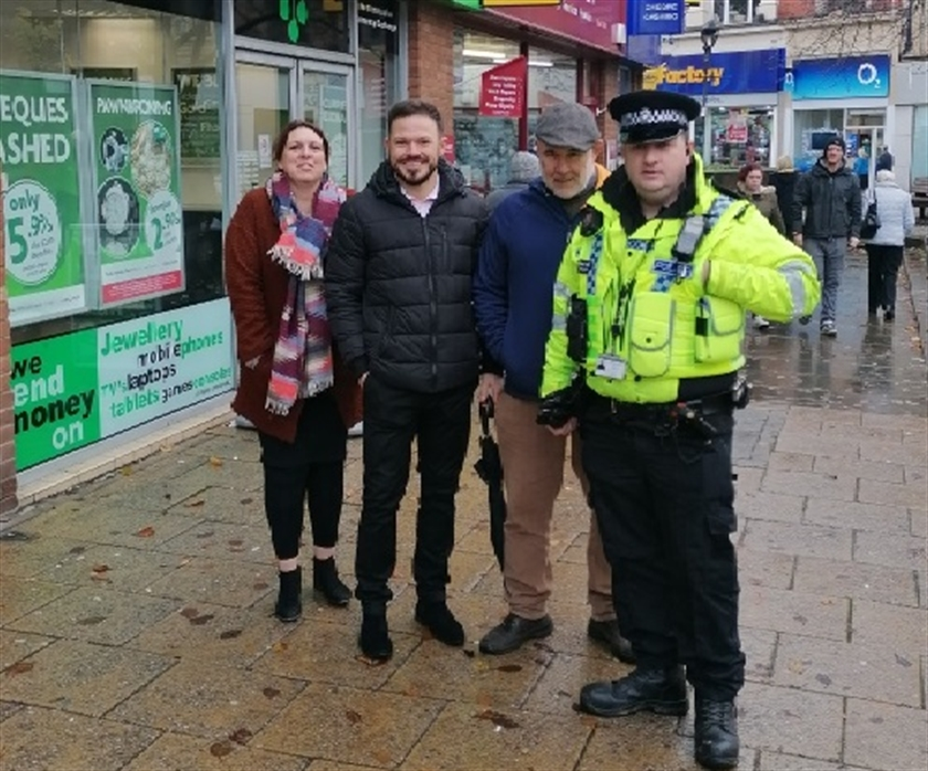 Efforts increased to tackle homelessness in Rotherham