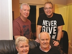 Heart attack victim's hunt for mystery helpers who helped save his life