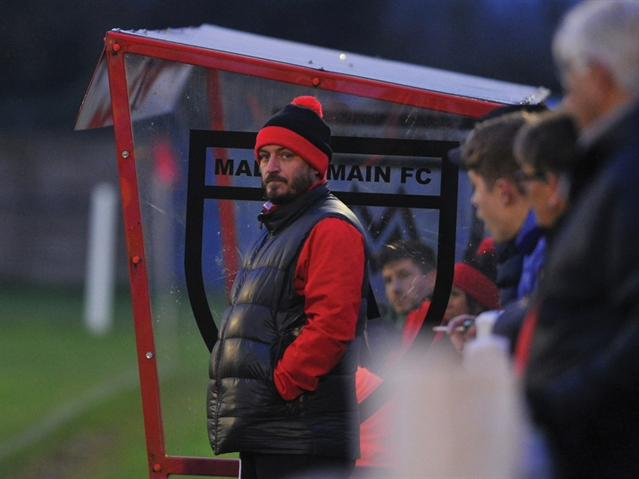 Maltby Main caretaker manager Louis Axcell warms to the task