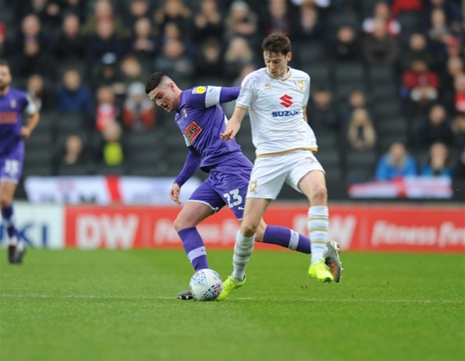 On-the-whistle report: MK Dons 2 Rotherham United 3