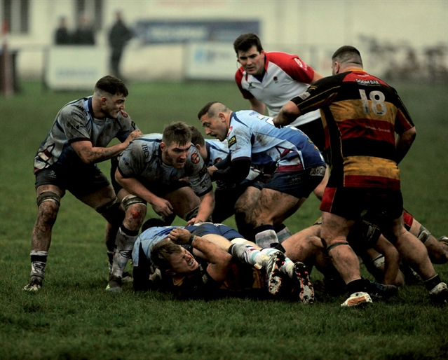 Bruised Rotherham Titans pick over latest defeat
