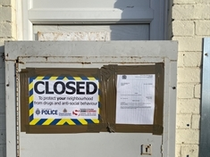 Mexborough house shut down by police over suspected drug dealing