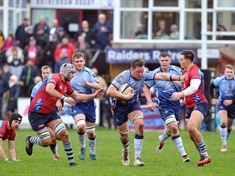 Depleted Rotherham Titans front up for Blackheath test