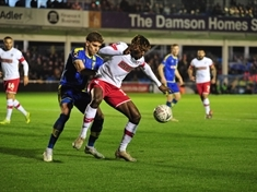 On-the-whistle report: Solihull Moors 3 Rotherham United 4